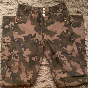 Army Stretchy Pants